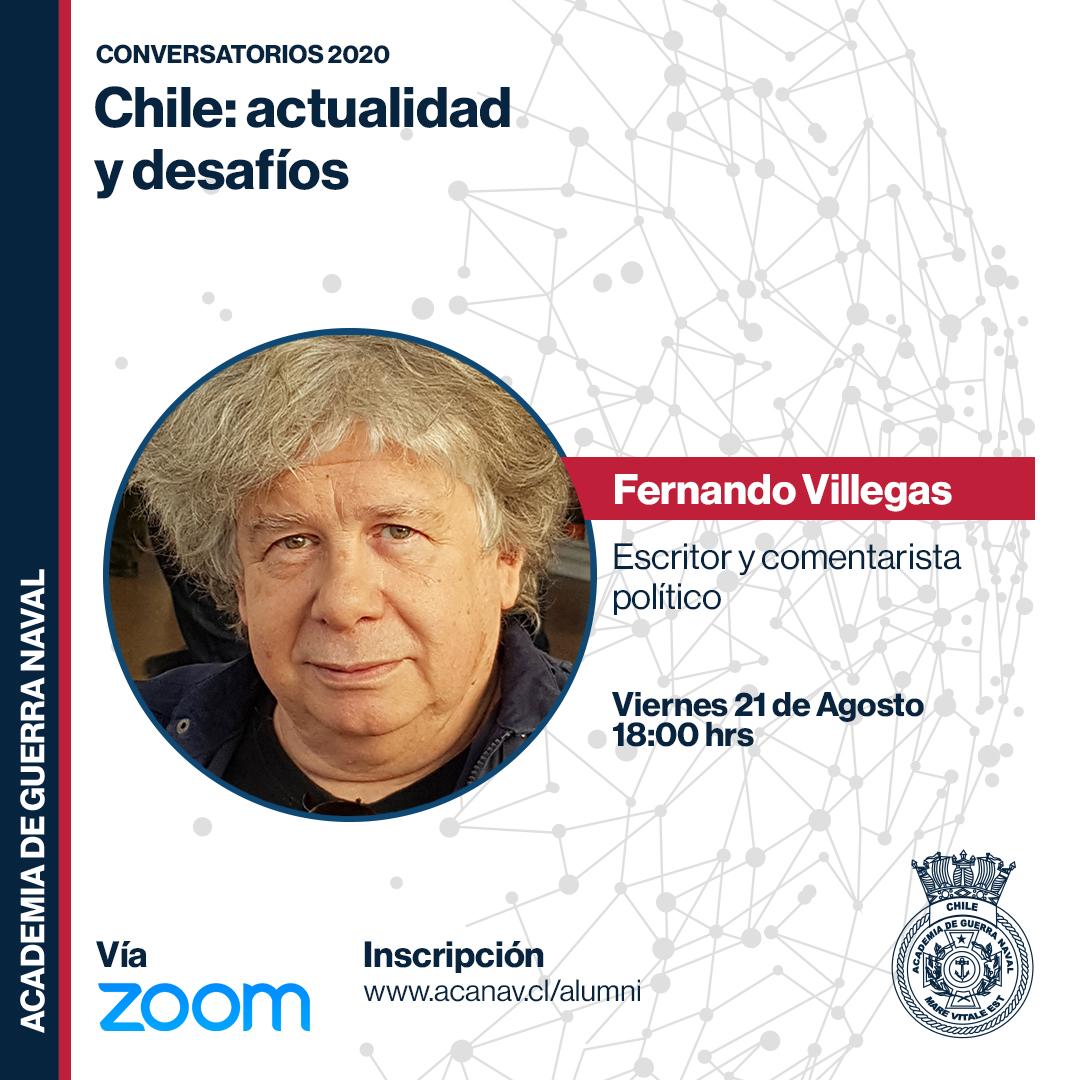 Lee más sobre el artículo Chile: actualidad y desafíos
