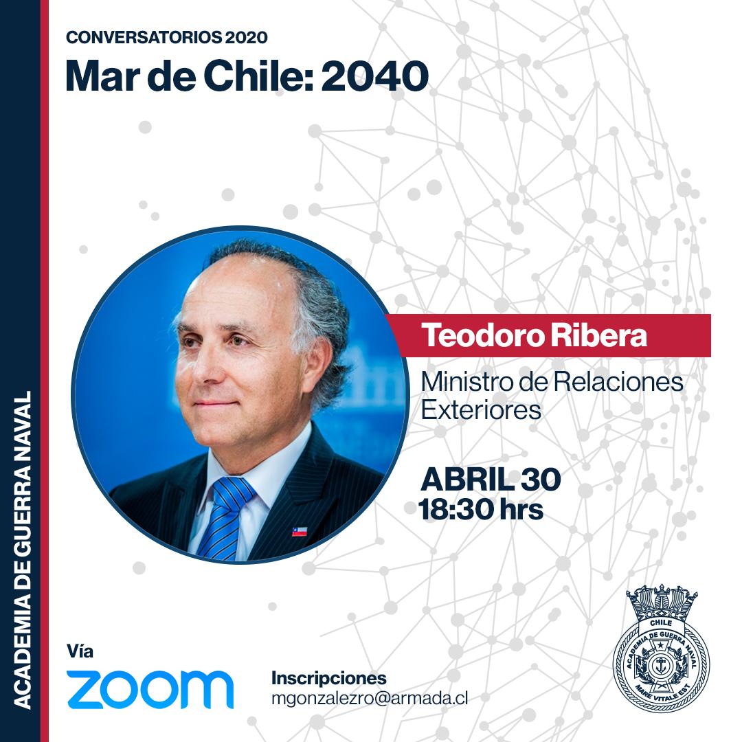 Lee más sobre el artículo Mar de Chile: 2040