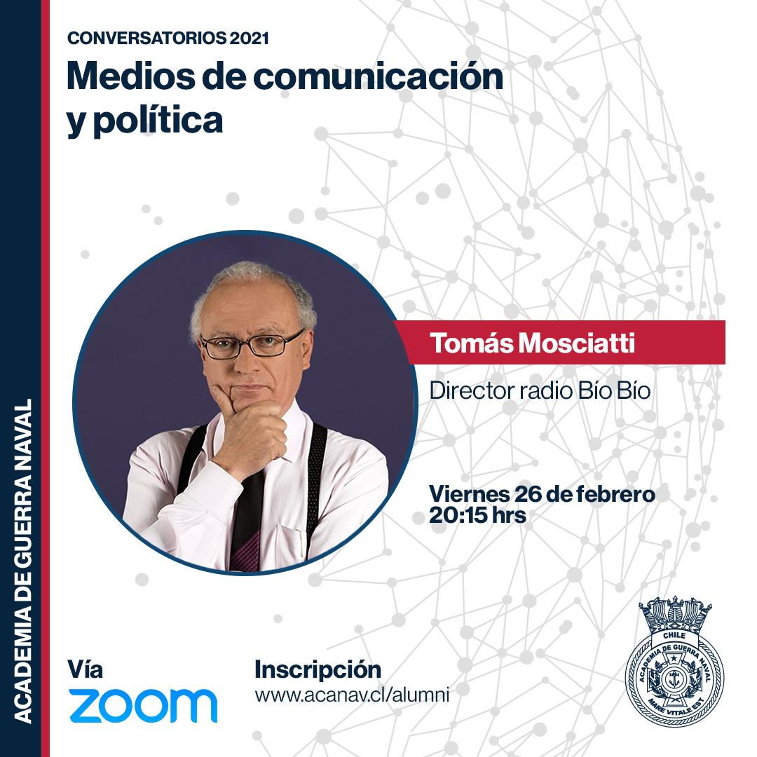 Lee más sobre el artículo Medios de comunicación y política