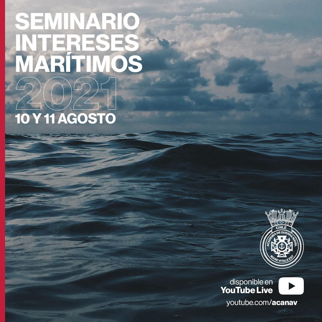 Lee más sobre el artículo Seminario de Intereses Marítimos